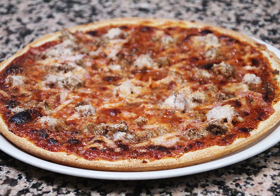 Pizzería Augustea Figueres