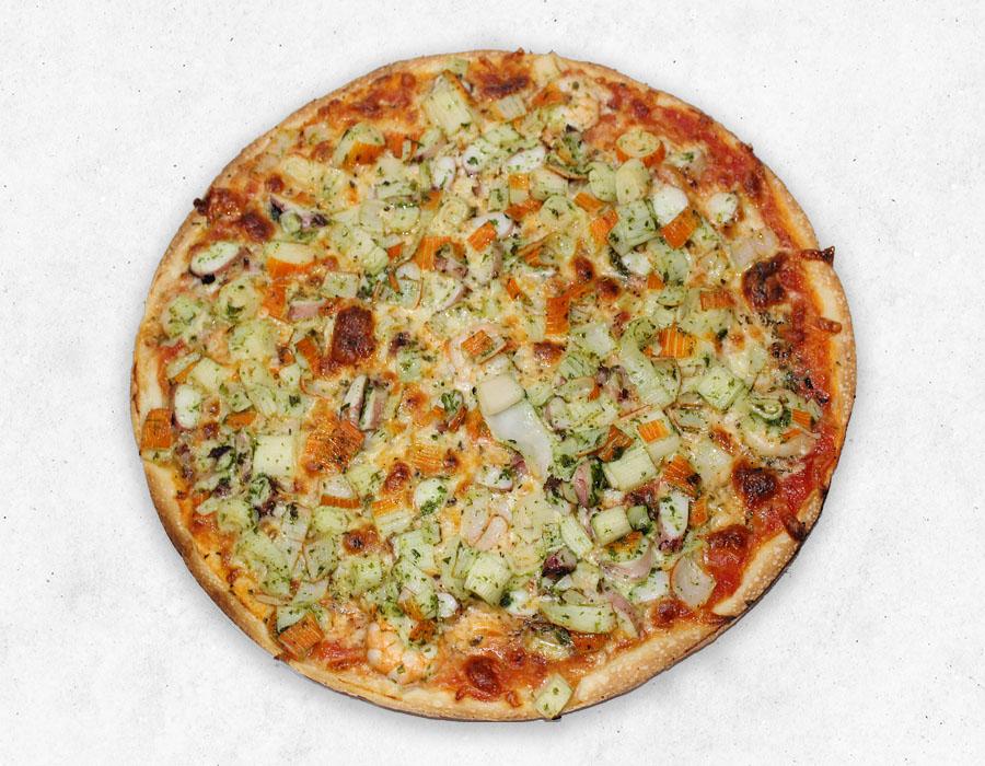 Pizza marisco